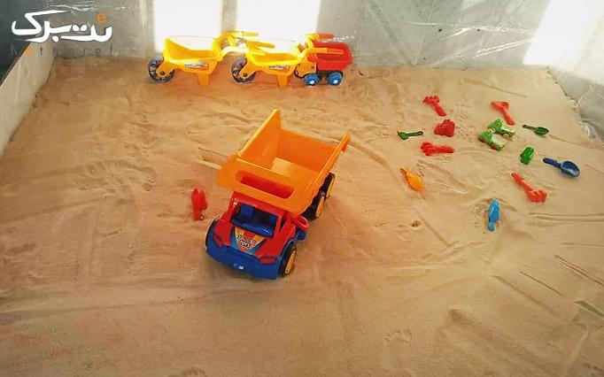 یک ساعت بازی در مهد کودک و پیش دبستانی اندیشه