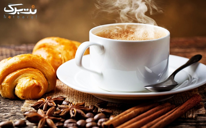 منو کافی شاپ در کافه حصار