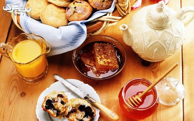 بوفه صبحانه در هتل 4 ستاره رفاه مشهد