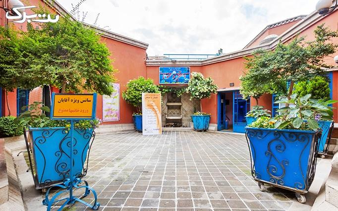 شنا در استخر مجموعه فرهنگی ورزشی ونک