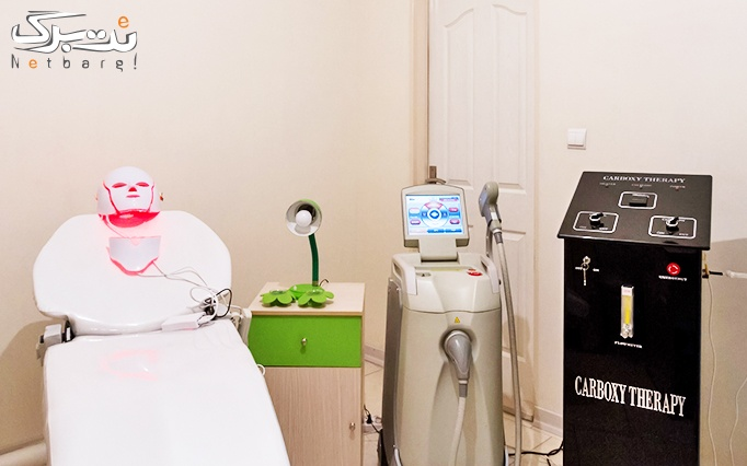 جوانسازی پوست با ماسک نوری توسط دکتر محققی