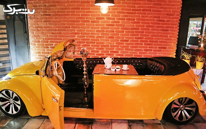 کافه رستوران اریکه با منو کافه وسرویس سفره خانه ای