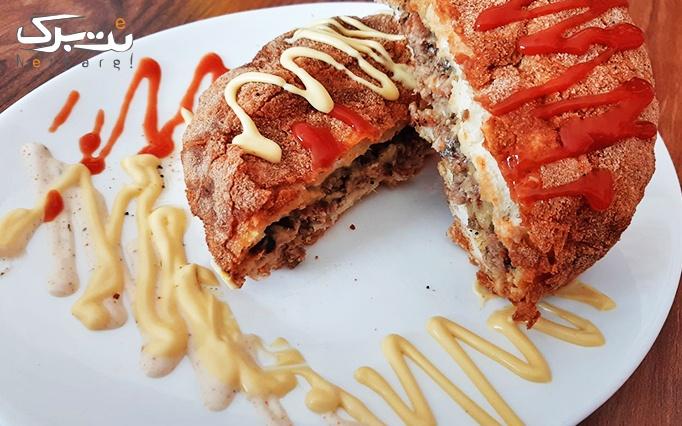 ساندویچ 60 سانتی در رستوران سفیر