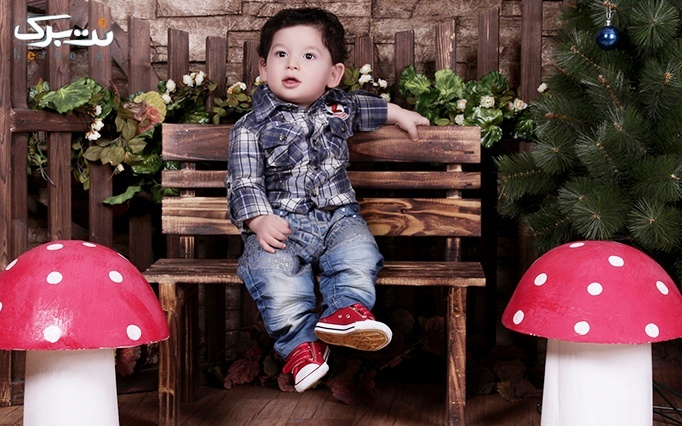 عکاسی حرفه ای ویژه کودک در آتلیه تخصصی کاریز