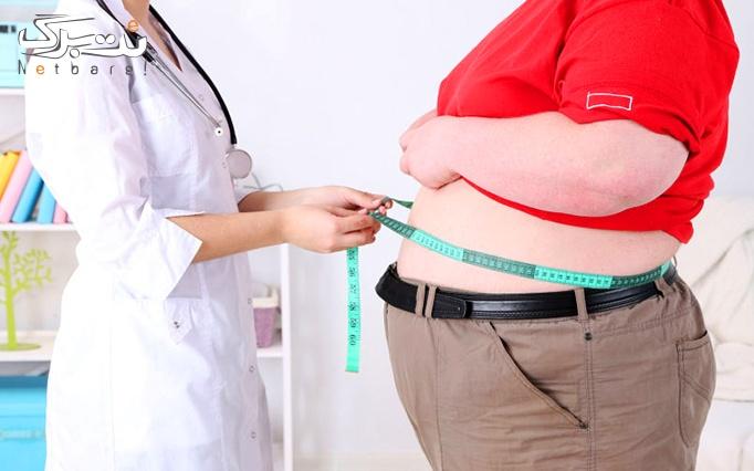 لاغری موضعی با کویتیشن در مطب دکتر خلجی