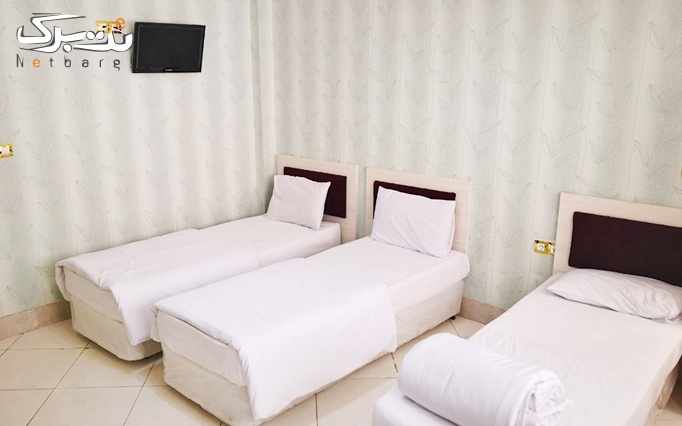 اقامت در هتل آپارتمان نیکداد