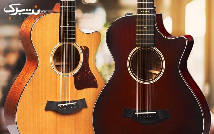 آموزش گیتار در آموزشگاه آزاد هنر نریمان