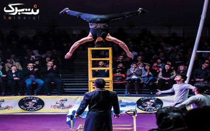 برنامه های مفرح و جذاب سیرک منتخب