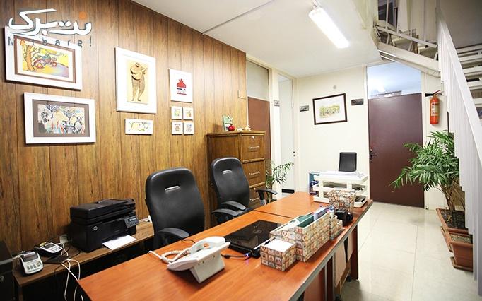 آموزش نقاشی روی سفال در دپارتمان هنری ناربن