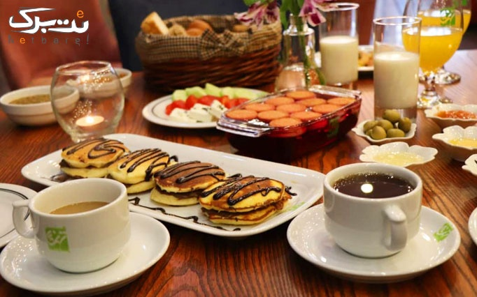 اقامت با صبحانه در هتل تنکا پارسه