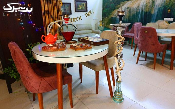 سرویس سفره خانه ای و پکیج غذایی در سرای سنتی آتیش