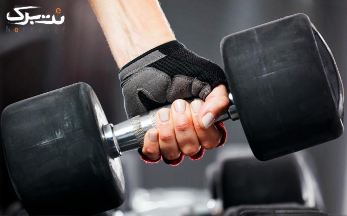 آمادگی جسمانی در باشگاه ورزشی زرین (ویژه بانوان)