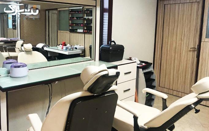 میکروپیگمنتیشن لب یا ابرو در آرایشگاه هانا