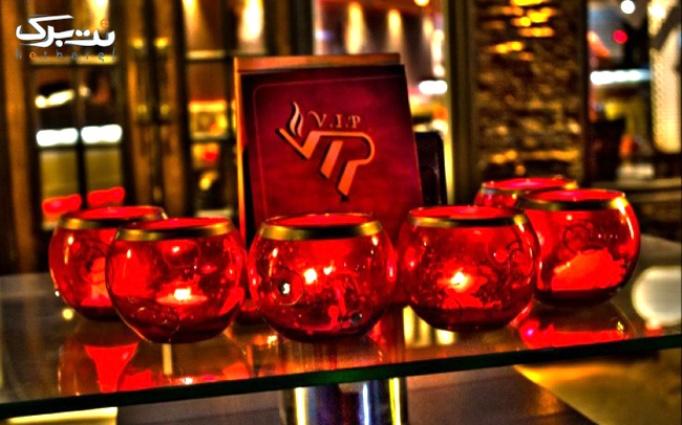 منوی باز دونرها در رستوران ایتالیایی Vip