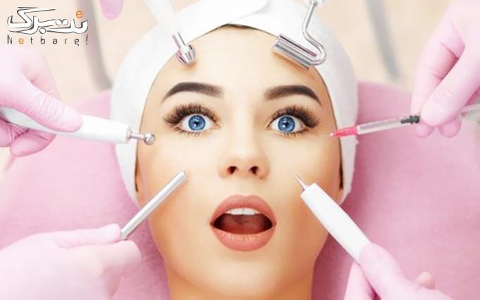 مزوتراپی حرفه ای صورت یا مو توسط دکتر آخوندزاده
