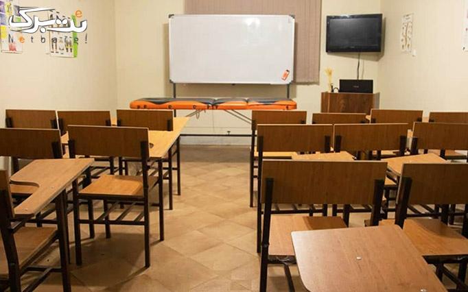 دوره آنلاین آموزش ماساژ صورت از آموزشگاه گلشاهی