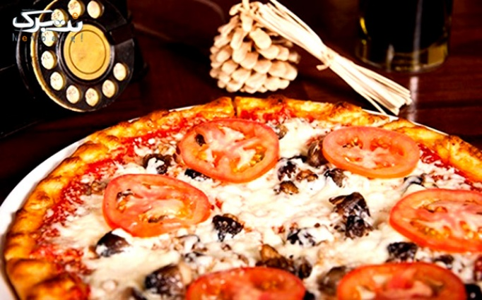 پیتزاهای لذیذ و هیجان انگیز فست فود هات