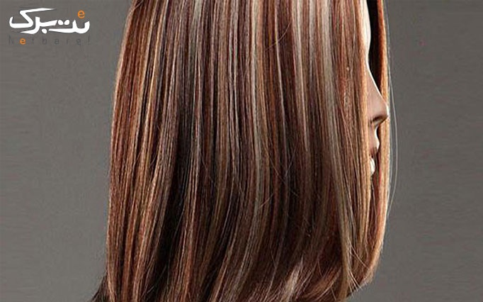 مش مو در سالن زیبایی صدفناز