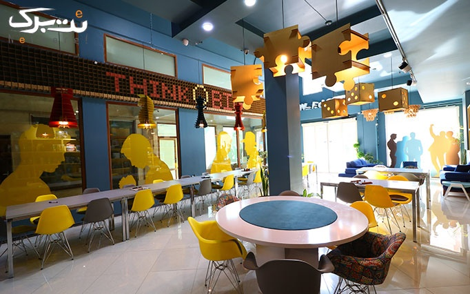 یک ساعت بازی بردگیم در کافه بردگیم تتا