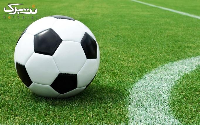 آموزش و اجاره زمین فوتبال در مدرسه رسمی پرسپولیس