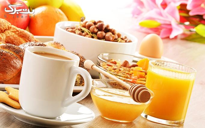صبحی زیبا با طعم سلامت در کافه رستوران مانترا