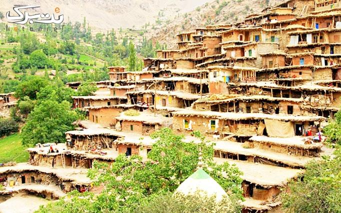 تور قلعه رودخان و دریاچه سقالکسار با تابان پرواز