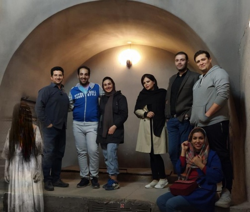 بازی تسخیر ( اولین پلن و اتاق فرار ترسناک مشهد )