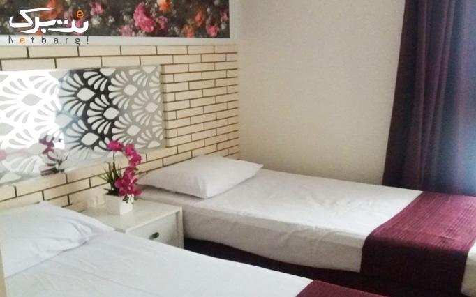 اقامت با صبحانه در هتل کنعان
