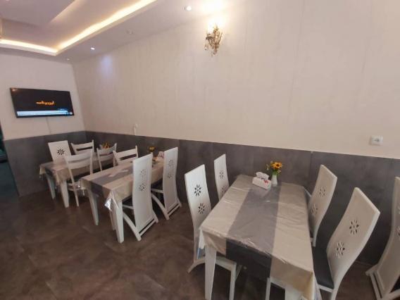 سینی کباب در  رستوران مرکزی