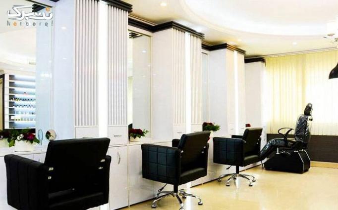 خدمات تخصصی رنگ مو در سالن زیبایی نیلوفر تا 81% تخ