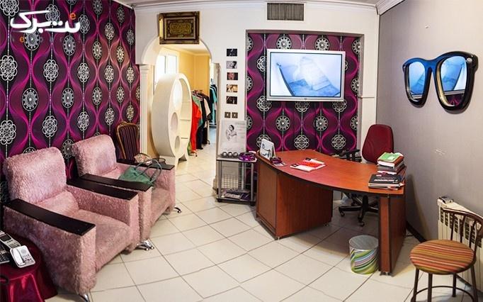 آموزش خدمات زیبایی ناخن در سالن زیبایی خاتون