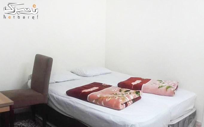 اقامت تک در هتل 2 ستاره گلایل