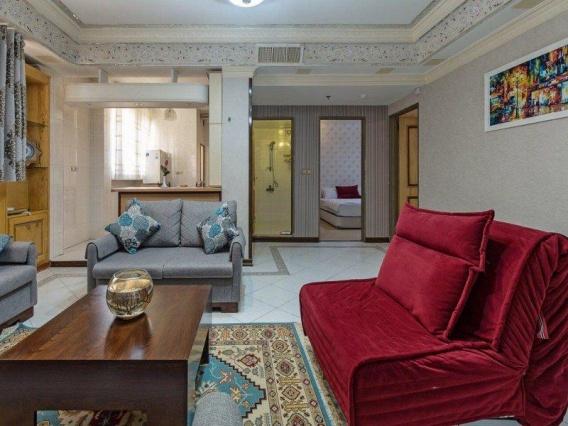 هتل آپارتمان سید جلال مشهد