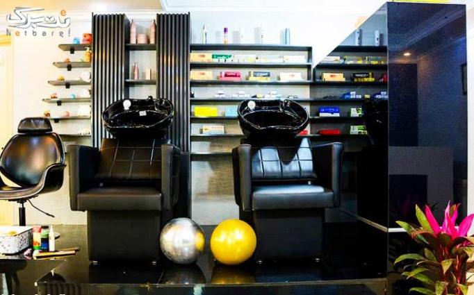 خدمات ناخن در سالن زیبایی نیلوفر