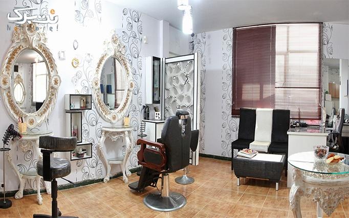 میکروبلیدینگ مژه و ابرو در منزل با آرایشگاه المیرا