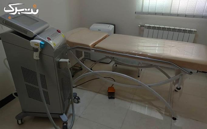 لیزر سوپرانو 2020 در مطب دکتر صادقی