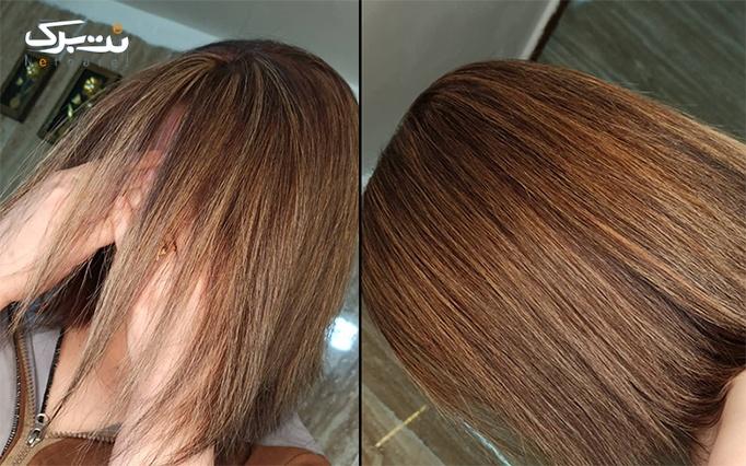 خدمات زیبایی مو و پوست در سالن پریسا معظمی گودرزی