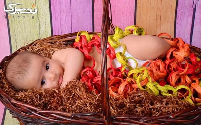یک قطعه عکس 20 * 30 بارداری و کودک در آتلیه آنیتا