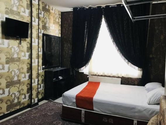 اقامت فولبرد در هتل آتوسا