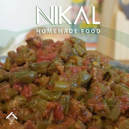 دلمه، کوفته، کباب و خوراک از غذا نیمه آماده نیکال
