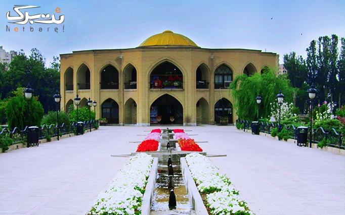 تور ۳.۵ روزه دور آذربایجان VIP از گروه تورهای نوین