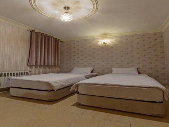 اقامت تک در هتل آپارتمان سید جلال مشهد
