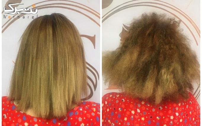 پروتئین تراپی و کراتینه مو در سالن زیبایی آدنیس
