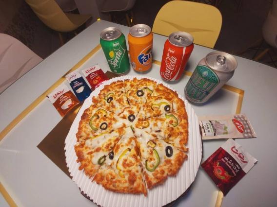 منو پیتزا های دلچسب در پیتزا لاوان