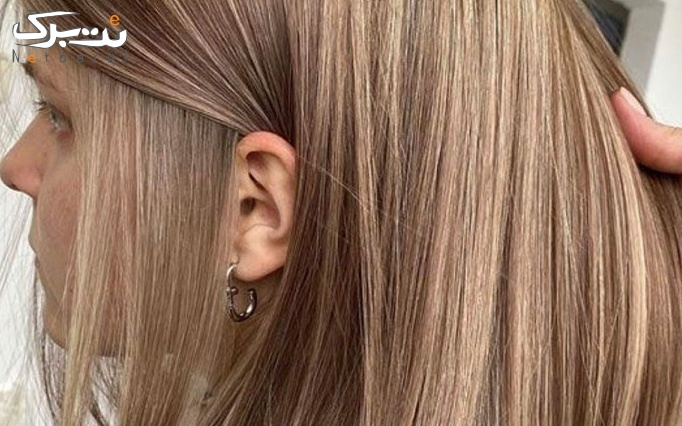 کراتین مو در سالن زیبایی لیان