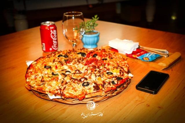 کافه رستوران پابلو ( هتل ثامن ) با منو غذایی