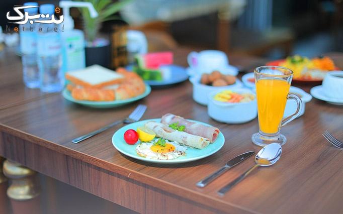 بوفه صبحانه رستوران رزمخیلو ویژه جمعه 30 مهرماه