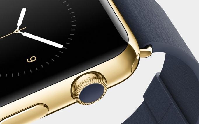 ساعت مچی  هوشمند طلا ۱۸ عیار اپل واچ