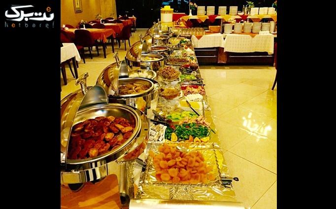 صبحانه رویایی در رستوران ستارگان شاندیز