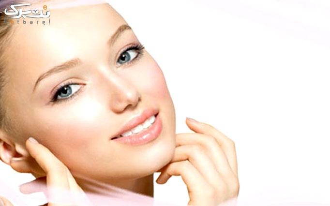 جوانسازی صورت با دستگاهRF در مطب آقای دکتر تاییدی